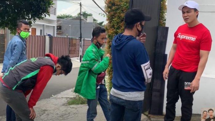 Rumahnya Ditongkrongi Orang-orang yang Mau Minta Bantuan, Baim Wong Murka: Pernah Lihat Saya Marah!