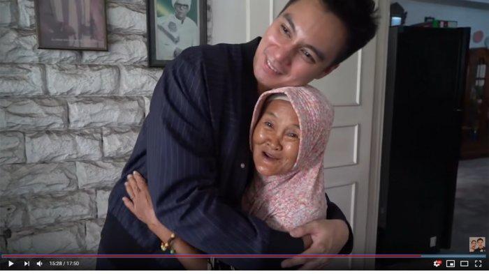 Cerita Awal Mula Bertemu Nenek Iro, Baim Wong Tiba-tiba Ditanya Soal Marshanda di Depan Minimarket
