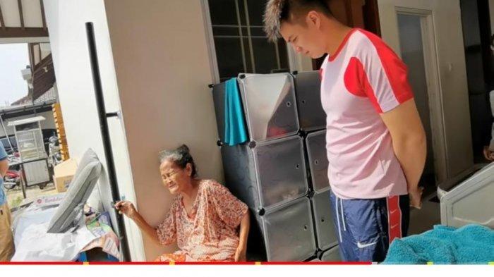 Baim Wong Tak Tega, Nenek Iro Nangis Berteriak Kesakitan Karena Kaki Bengkak: Kayak Ditusuk Jarum!