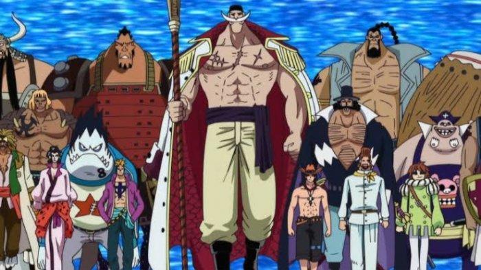 Anime One Piece 962: Armada Shirohige Datang di Wanokuni, Simak Jadwal dan Spoilernya