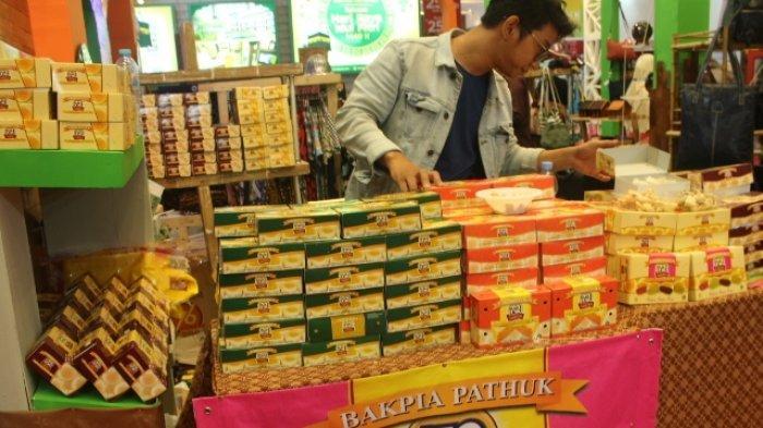 Borong Beragam Jenis Bakpia Khas Yogyakarta di Pekan Raya Jakarta, Harganya Mulai Rp 35 Ribu