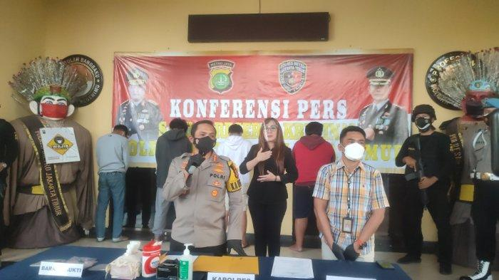 Balap Liar Saat PPKM Darurat, Lima Remaja Diamankan Polres Jakarta Timur: Satu Diantaranya Perempuan