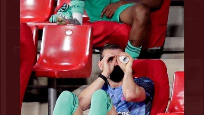 Begini Respons Frank Lampard Terkait Kedatangan Gareth Bale keTottenham Spurs