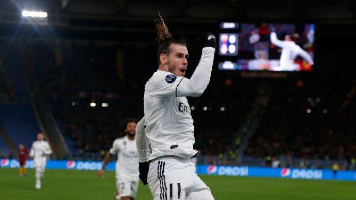 Hasil Liga Spanyol - Debut Zidane Bawa Real Madrid Menang, Bale Cetak Gol