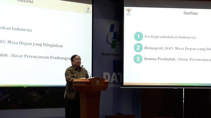 Menteri PPN: Tahun 2045, Penduduk Indonesia Bisa Mencapai 321 Juta