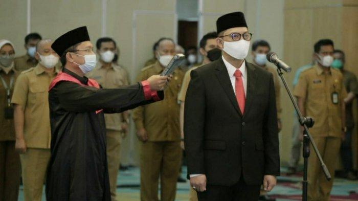 Dilantik Sebagai Sekda Definitif, Bambang Noertjahjo Gantikan Airin Jadi Plh Wali Kota Tangsel