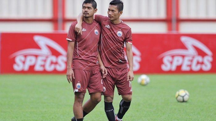 Aksi Bambang Pamungkas di Laga Badak Lampung FC Vs Persija Jakarta Dapat Sorakan dari Jakmania