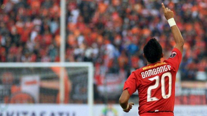 Laga Home Pamungkas Persija Jakarta Vs Persebaya di Liga 1 2019, Bambang Pamungkas Bakal Pensiun?