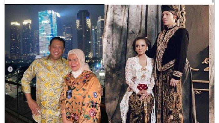 Bakal Jadi Saksi Pernikahan Atta Halilintar dan Aurel Hermansyah, Bambang Soesatyo: Insyaallah