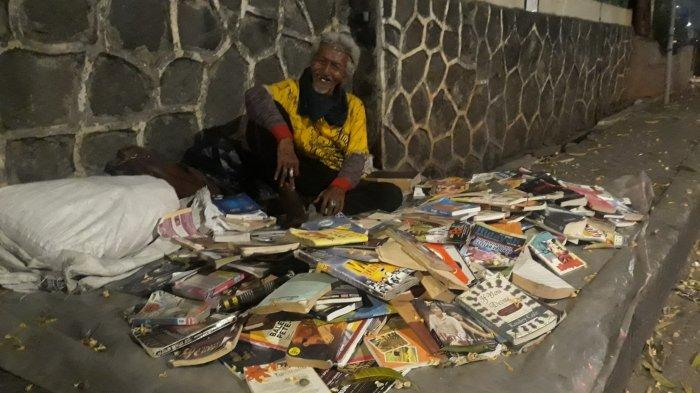 Cerita Bambang Penjual Buku Bekas: Diberi Uang dari Baim Wong, Ternyata Habis dalam 2 Hari untuk Ini