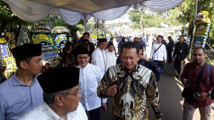 Pesan Terakhir BJ Habibie yang Selalu Diingat Ketua DPR RI Bambang Soesatyo