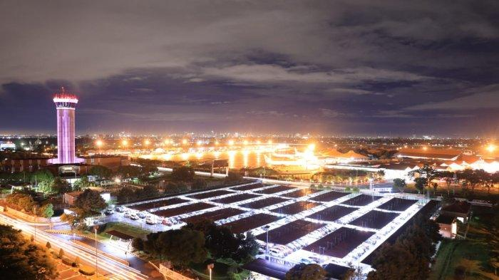 Jumlah Penumpang di Bandara Soekarno-Hatta Naik 256 PersenBulan Juli Sampai September 2020