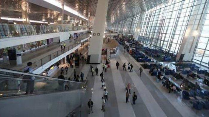 Mutasi Virus Corona Masuk ke Indonesia, Bandara Soekarno-Hatta Perketat Penumpang Dari Luar Negeri