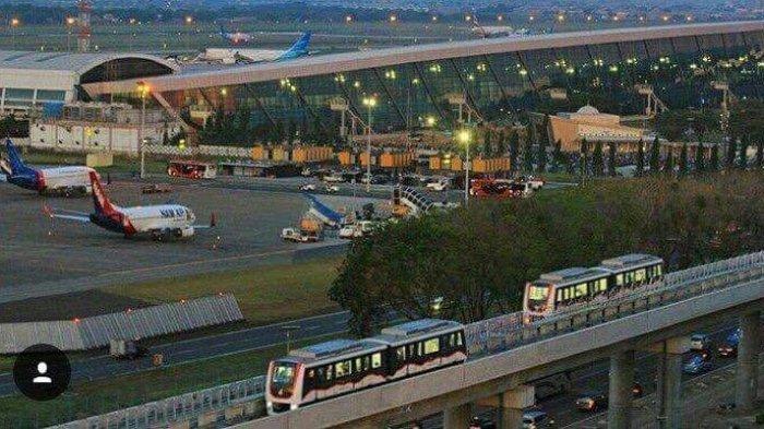 Larangan Mudik 2021, Bandara Soekarno-Hatta Tetap Beroperasi Seperti Biasa