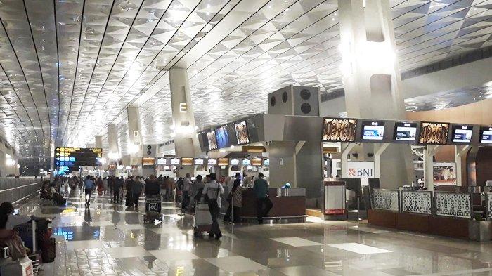Varian Baru Virus Corona Masuk Indonesia, Belum Ada Aturan Baru Penumpang di Bandara Soekarno-Hatta