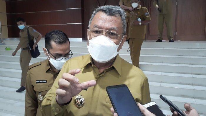 Evaluasi PPKM Darurat di Tangsel, Penurunan Angka Covid-19 dan Keterisian Rumah Sakit