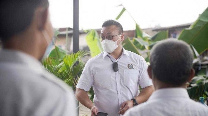 Kasus Positif Covid-19 di Jakarta Meroket, Anggota DPRD DKI Kenneth: Harus Disiplin Diri Sendiri