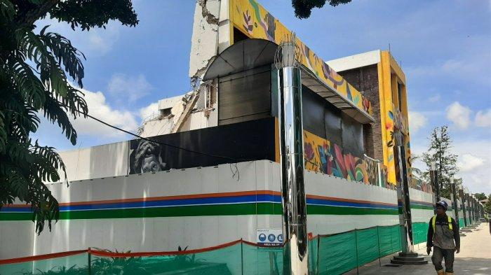 UPDATE Rencana Pembangunan Hotel di TIM, Gedung Graha Bhakti Budaya Mulai Dihancurkan