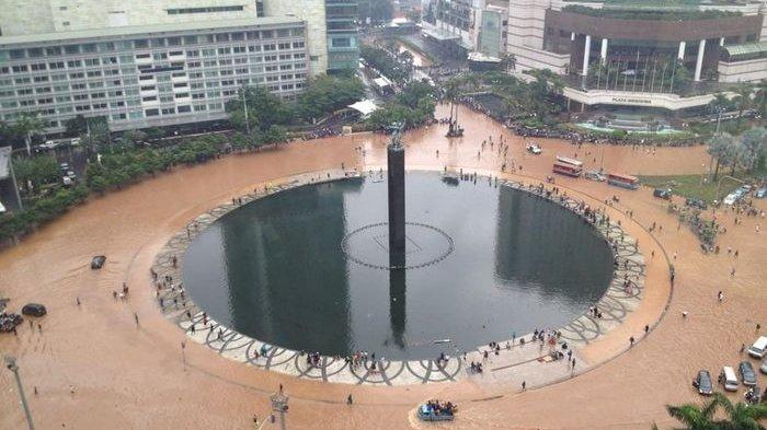 Tak Lagi Bisa Prediksi Lokasi Banjir, Kini 267 Kelurahan di Jakarta Punya Alat Ukur Curah Hujan