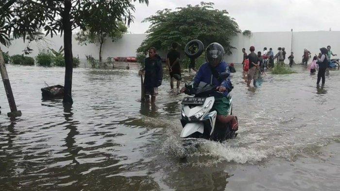 Akibat Banjir Jakarta, 1.340 Jiwa di Jakarta Utara Mengungsi