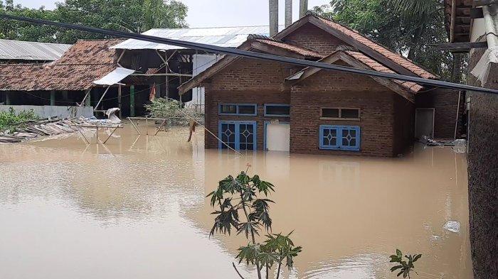 Tanggul Sungai Citarum Jebol, 20.630 Keluarga di Kabupaten Bekasi Terdampak Banjir