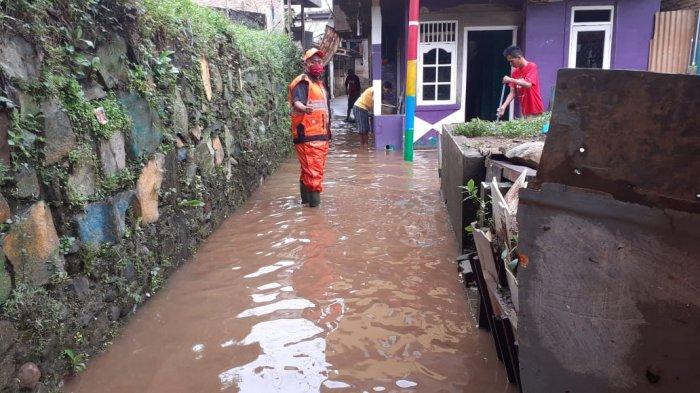 2 RW di Kelurahan Cawang Sempat Terendam Banjir, Siang Ini Sudah Mulai Surut