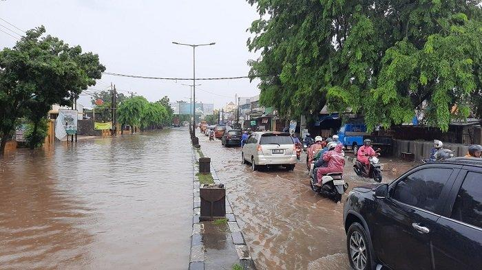 Khawatir Kebanjiran, Warga di 10 RW Kayuringin Jaya Bekasi Tolak Proyek Duplikasi Crossing Air