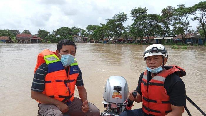 Tanggul Jebol Sebabkan Banjir Beberapa Desa di Wilayah Kabupaten Bekasi, 8.500 Rumah Terendam