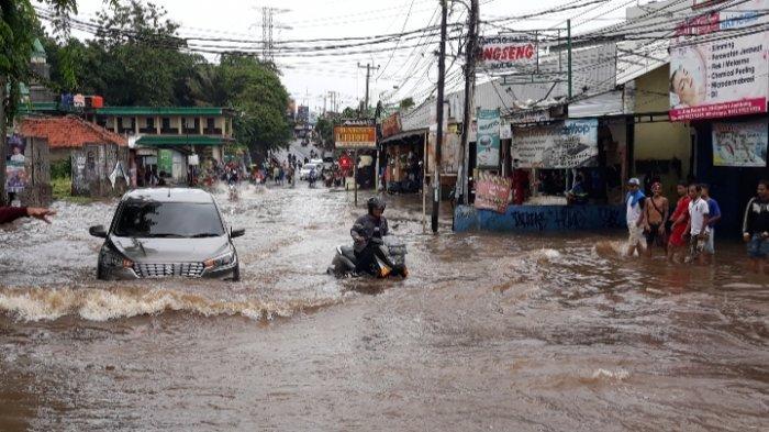 Berikut Data Lengkap Empat Korban Meninggal Dunia Akibat Banjir di Tangerang Selatan