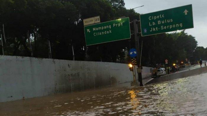 Pemkot Jakarta Selatan Klaim Hanya Tersisa 3 Titik Banjir, Ketinggian Air 30 Sampai 70 Cm