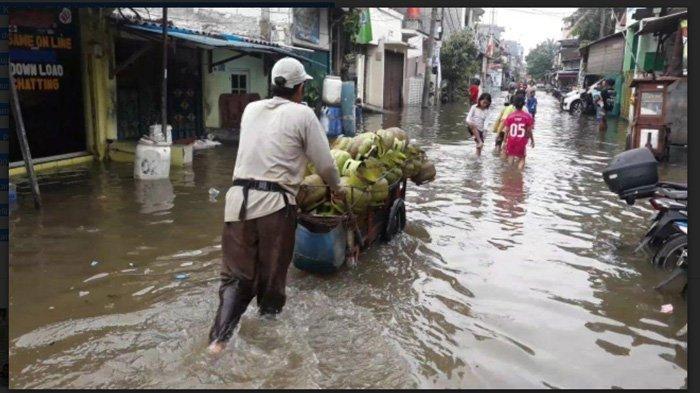Sejumlah Persiapan Kecamatan Penjaringan Jakarta Utara Antisipasi Banjir Rob