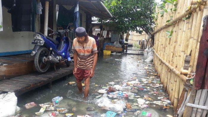 Tiga Titik di Kecamatan Penjaringan Rawan Terdampak Banjir Rob