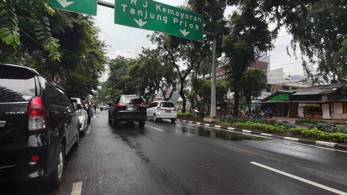 Banjir di Depan PN Jakarta Pusat Surut, Warga Kemayoran: Tolong Pak Anies, Antisipasi Banjir