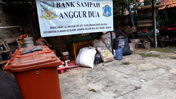 Kota Bekasi Baru Miliki 20 Persen Bank Sampah di Tingkat RW