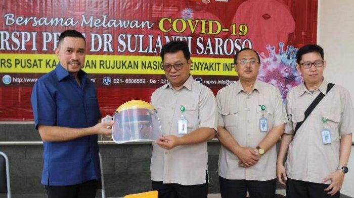 Anggota Legislator Seluruh IndonesiaDiserukan Bantu Penuhi Kebutuhan APD untuk Tenaga Medis