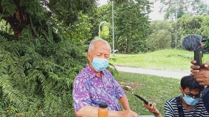 Bapak Aglaonema Nilai Eduwisata GLOW Bisa Buat Lebih Banyak Anak Kunjungi Kebun Raya Bogor