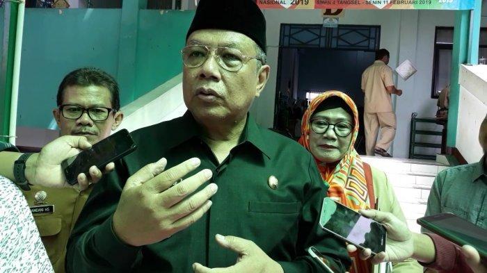 Wakil Wali Kota Tangsel Sebut Perilaku Adi Saputra Si Perusak Motor, 'Jungkir Balikan' Budaya