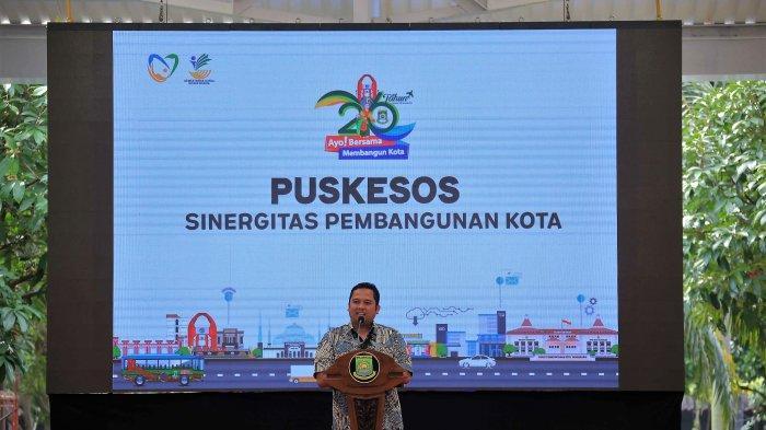 Marak DDB, Wali Kota Tangerang Imbau Warga Jaga Kebersihan