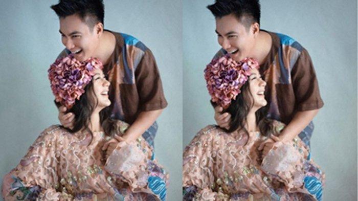 Lihat Foto Jadul Paula Verhoeven Saat Jadi Model, Baim Wong Melongo: Astagfirullah!