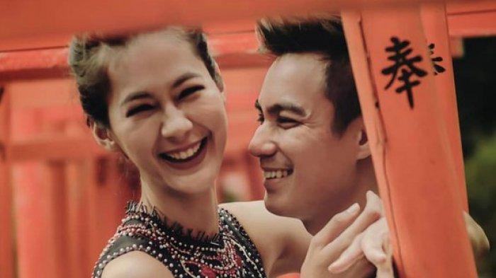 Rasakan Tendangan Anak di Perut Paula Verhoeven, Baim Wong Histeris: Kesel Sama Ibunya Banyak Omong