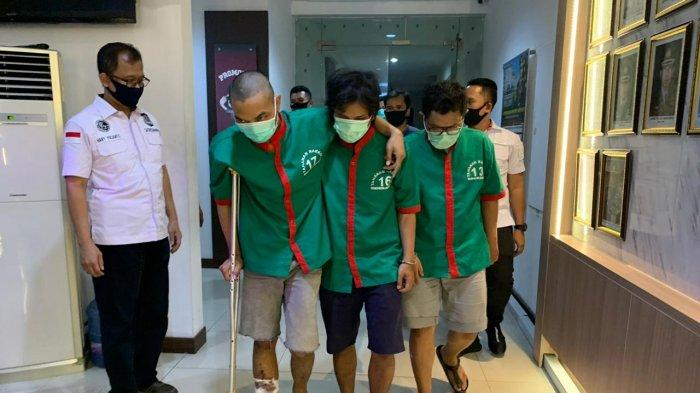 Polres Jakarta Barat Gulung Pengedar Narkoba yang Manfaatkan New Normal