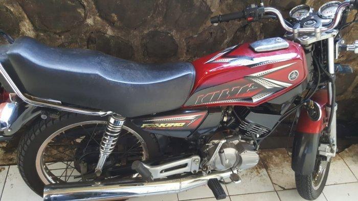 Toni dan Ombing Lakukan Pencurian Sepeda Motor Yamaha RX King di Depok dan Coba Curi Motor Lainnya