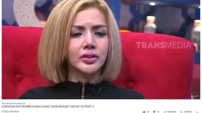 Mengaku Akan Tetap Ada di Sisi Galih Ginanjar, Barbie Kumalasari: Dia Cowok yang Baik Banget