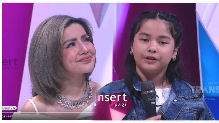 Akui Malu Punya Ibu Halu, Sikap Anak Barbie Kumalasari ke Sang Ibunda Justru Tuai Pujian