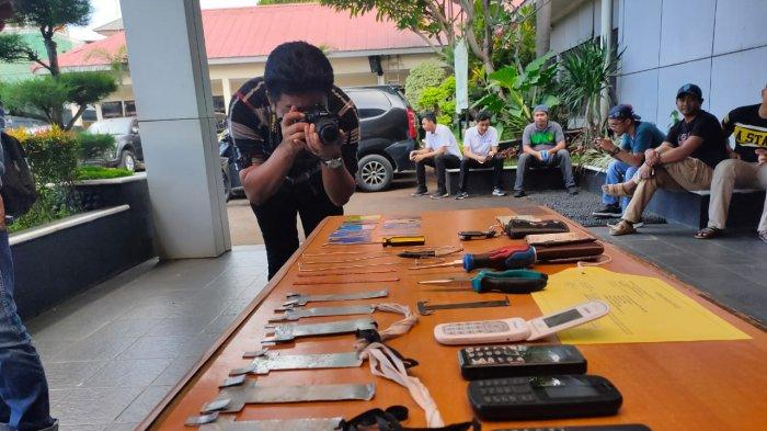 Pelaku Bobol Mesin ATM Sudah Beraksi 5 Bulan Terakhir, Polisi Masih Inventarisir Total Kerugian
