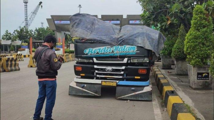 Sopir Truk Tewas Tabrak Peti Kemas, Dua Pegawai Pelabuhan Tanjung Priok Jadi Tersangka karena Lalai
