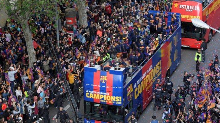 Barcelona Masih Punya Peluang Juara Liga Spanyol, Ini yang Harus Dilakukan Sampai Akhir Musim