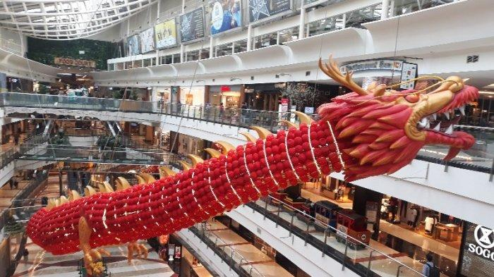 Jadwal Pertunjukan Barongsai Minggu 26 Januari di Pondok Indah Mall, Seaworld dan Kota Kasablanka