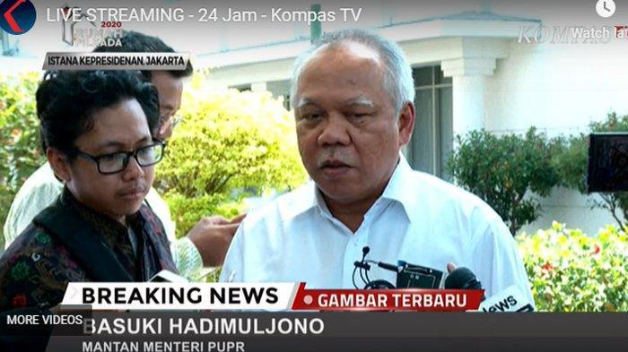 Beda dari yang Lain, Basuki Hadimuljono Ngaku Bicara Lebih Lama dengan Jokowi: Karena Ada Bonus