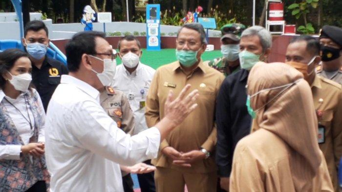Ahok Beri Nasihat ke Benyamin Davine Wali Kota Tangsel Terpilih: Gak Usah Korupsi, Gak Usah Kampanye